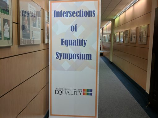 Intersections of Equality returns November 2020