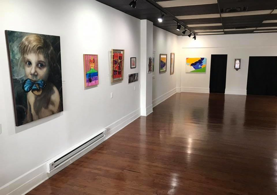 LGBTQ Art Exhibit at the Erie Art Gallery