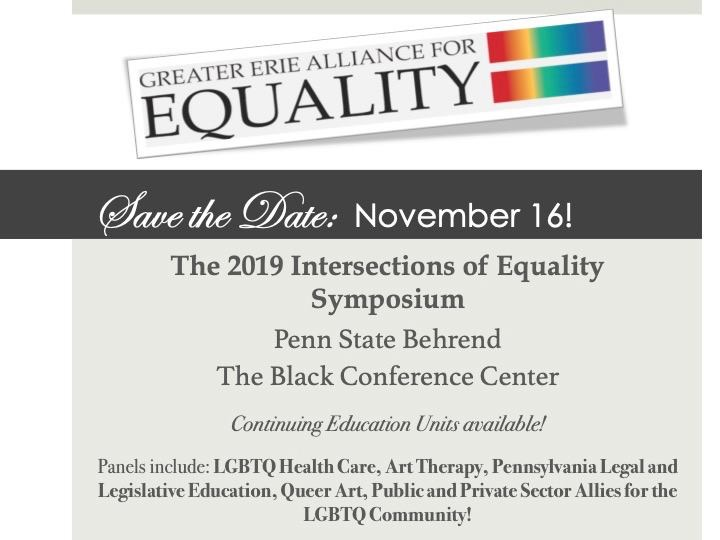 2019 Biennial Intersections of Equality Symposium