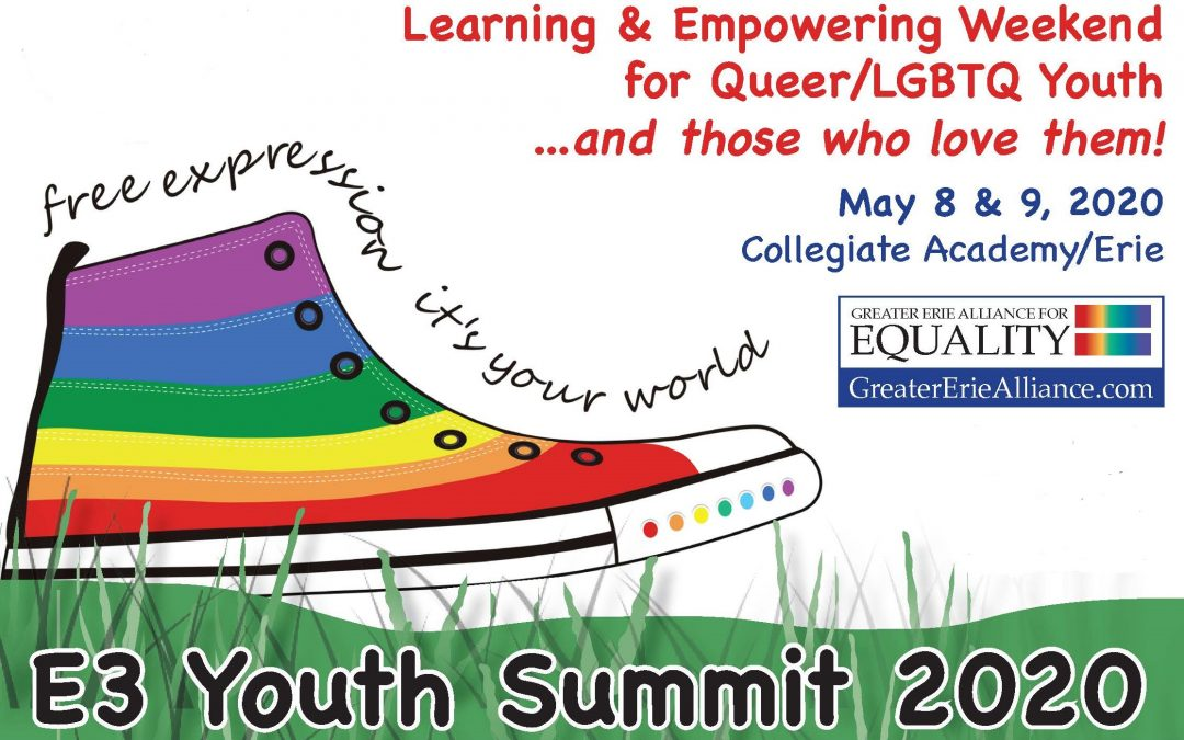 E3 LGBTQ Youth Summit 2020