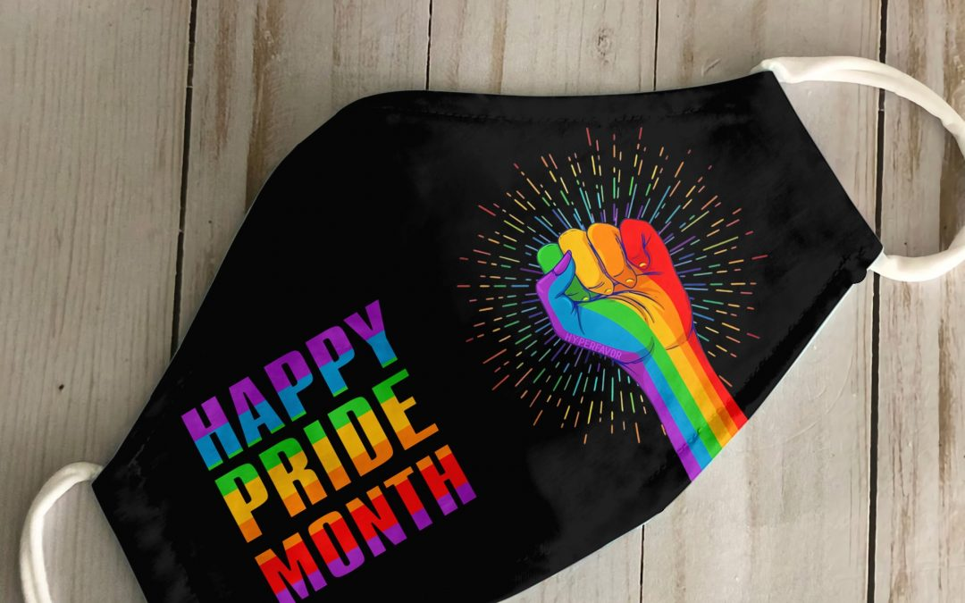 How to celebrate Pride during a pandemic?